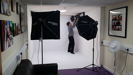 Leicester Portraiture Photography Studio
