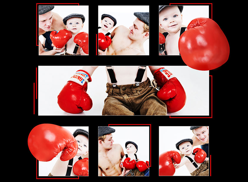 Reach Photography Personalised Family Portraiture Photography