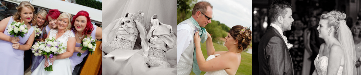 Collection of wedding photograpgs by Reach Photography - Photography specialists in Leicestershire